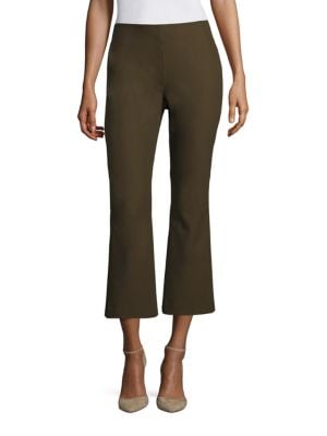 Erstina B Approach Cropped Flared Pants