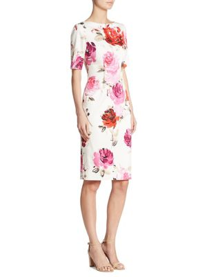 Claire Boatneck Dress