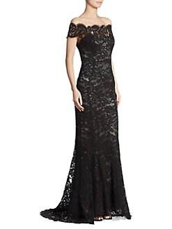 Formal Dresses- Evening Gowns &amp- More - Saks.com