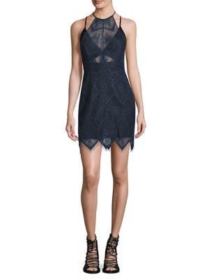 Nothing Like This Lace Mini Dress