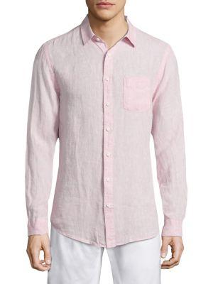 Abe Linen Shirt
