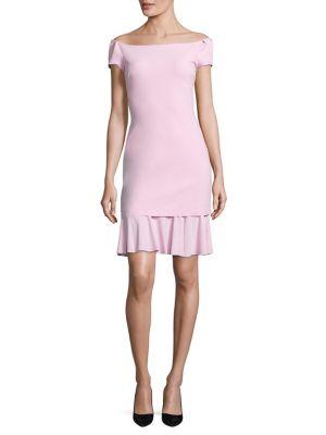 Dalane Off-The-Shoulder Dress