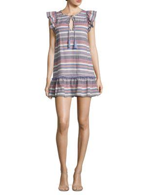 Jerilyn Striped Dress