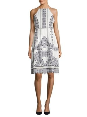 Alana Embroidered Dress