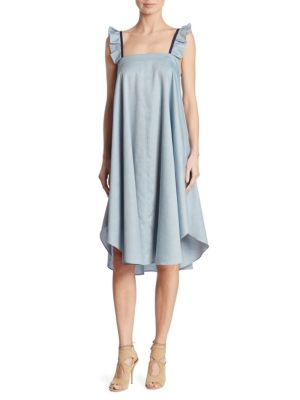 Nelli Chambray Dress
