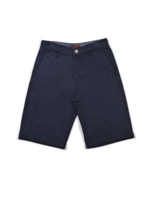 Boy's Classic Roll Cuff Shorts