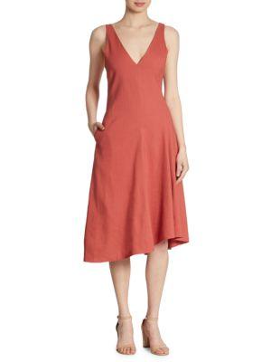 Tadayon Asymmetrical Dress