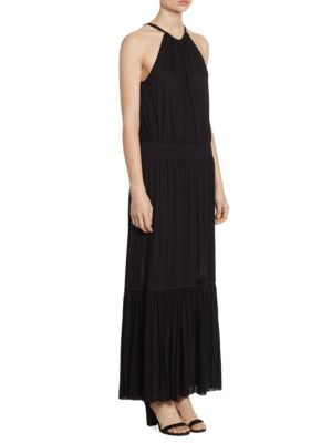 Melaesa Halter Maxi Dress