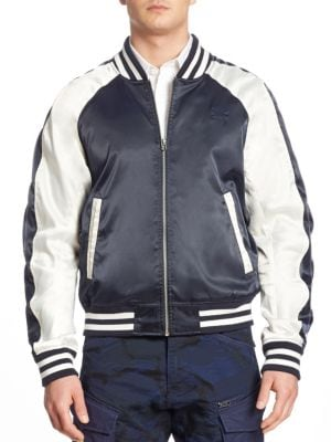 Batt Tour Bomber Jacket