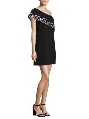 Darla One-Shoulder Dress
