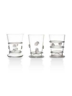 Bohemian Petite Julep Vases/Set of 3