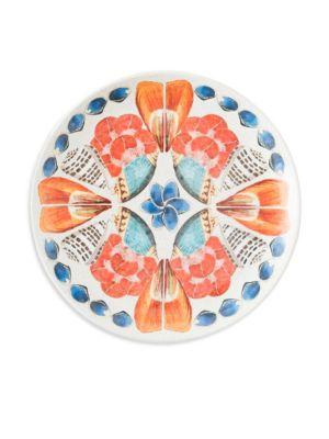Al Fresco Oceanica Dessert/Salad Plate