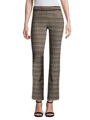Wool Ankle Pants