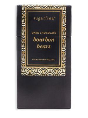 Dark Chocolate Bourbon Bears