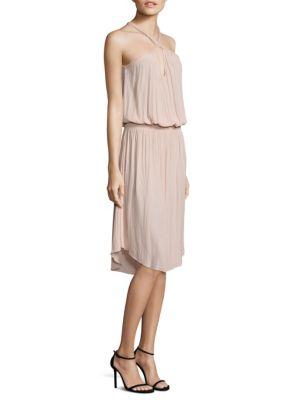 Caroline Halter Midi Dress