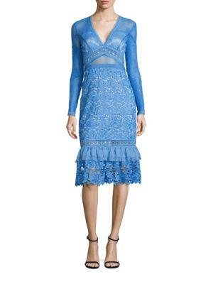 Mesmerized Lace Dress