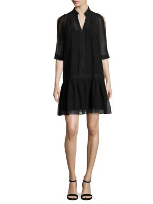 Justina Embroidered Dress