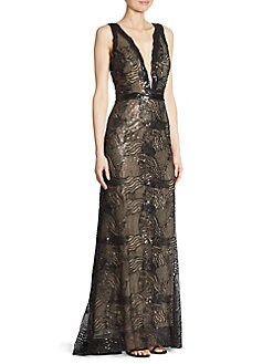 Formal Dresses Evening Gowns &amp More  Saks.com