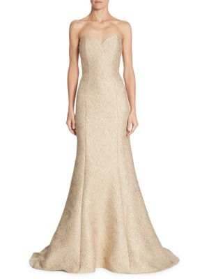 Bustier Mermaid Dress