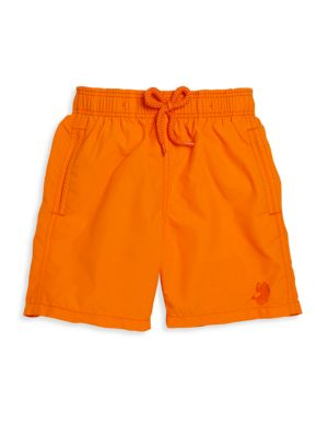 Toddler's, Little Boy's, and Boy's Solid Shorts