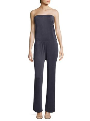 Val Strapless Jumpsuit