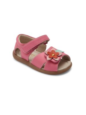 Baby's & Toddler's Avery Leather Sandals