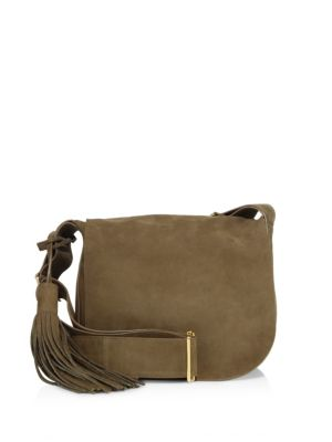Henry Leather Saddle Bag