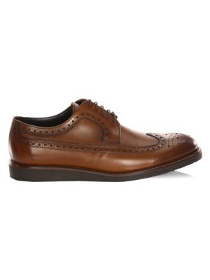 Hillside Leather Oxfords