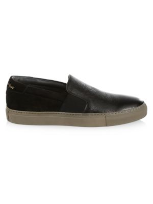 Ayles Leather & Suede Skate Sneakers