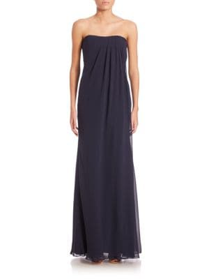 Raquel Strapless Gown