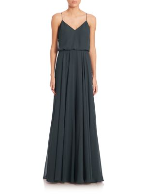 Inesse Chiffon Gown