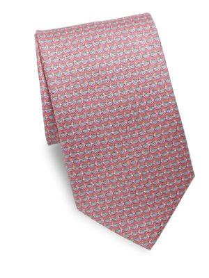 Bird Silk Tie