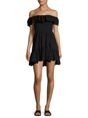 Izzy Off-The-Shoulder Dress