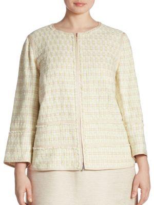 Aisha Tweed Jacket