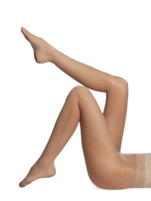 Whisper Weight Nudes Sheer to Waist Tights