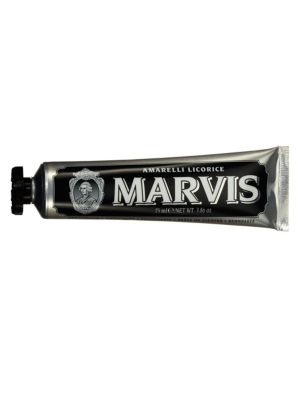 MARVIS AMARELLI LICORICE TOOTHPASTE 3.8 OZ