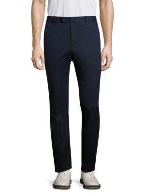 Contrast Skinny Pants