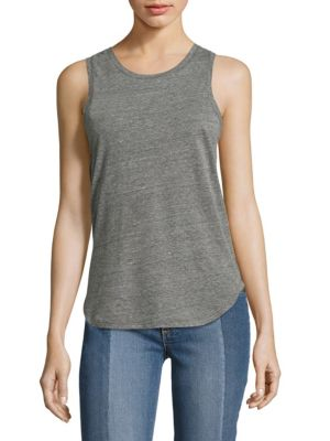Georgina Heathered Tank