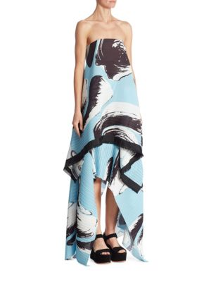 Hester Strapless Dress