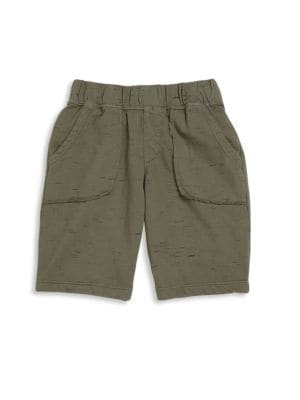 Baby's, Toddler's, Little Boy's and Boy's Knox Marble Shorts
