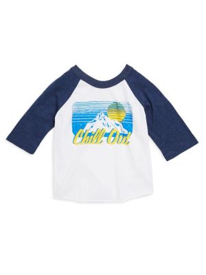 Toddler's, Little Boy's & Boy's Printed Tee