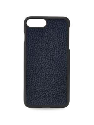 Pebbled Leather iPhone 7 Plus Case
