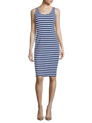 Roxanne Striped Tank Dress