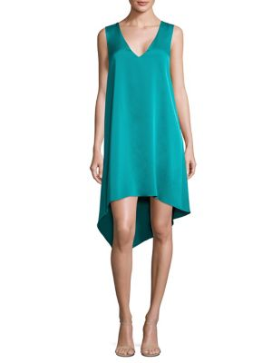 Shana Asymmetrical Hi-Lo Dress