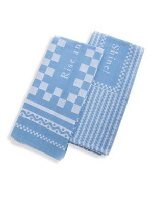 Rise & Shine Dish Towels/Set of 2