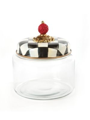 Courtly Check Kitchen Canister/7