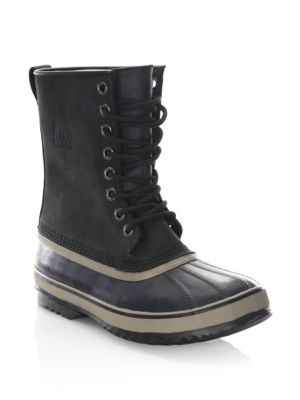 1964 Premium Leather Lace-Up Boots