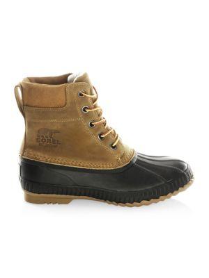 Men's Cheyanne II Leather Lace-Up Waterproof Boots