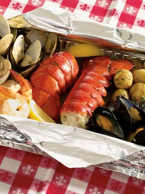 Lobster Bake Dinner For Two