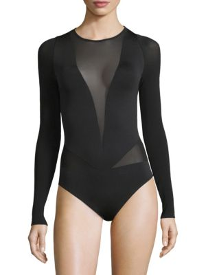 Sleek String Bodysuit